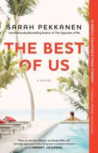 """Winner!  Novel """"Best of Us"""""""