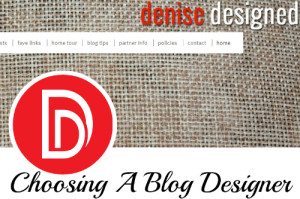 How to Choose the Right Blog Designer