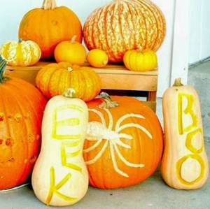 http://www.sillypearl.com/2013/10/an-easy-way-to-carve-real-pumpkins.html