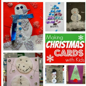 http://mumsmakelists.blogspot.co.uk/2013/10/Christmas-cards-with-kids.html