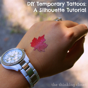 http://www.thinkingcloset.com/2013/10/21/tattooing-my-nieces-and-nephews-a-silhouette-tutorial/