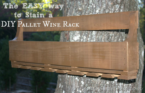 The-Easy-Way-to-Stain-a-DIY-Pallet-Wine-Rack-by-virginiasweetpea.com_
