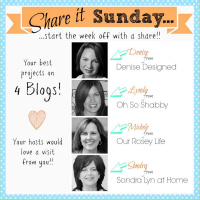 Share It Sunday Blogs 200