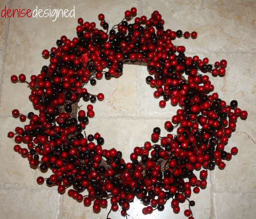 wall design wreath