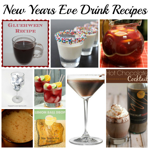 New Years Eve Drink Recipes