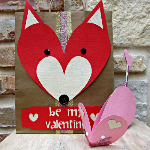 Animal Valentine DIY