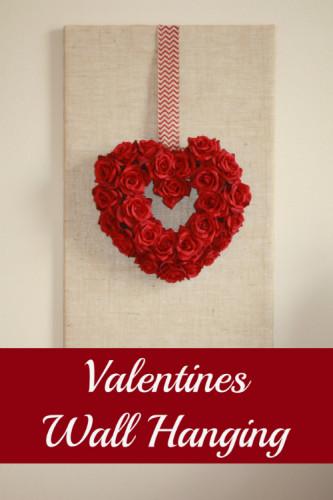 Valentines Wall Design