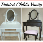 Painted Child's Vanity Feature 640