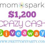 crazy cash giveaway 500