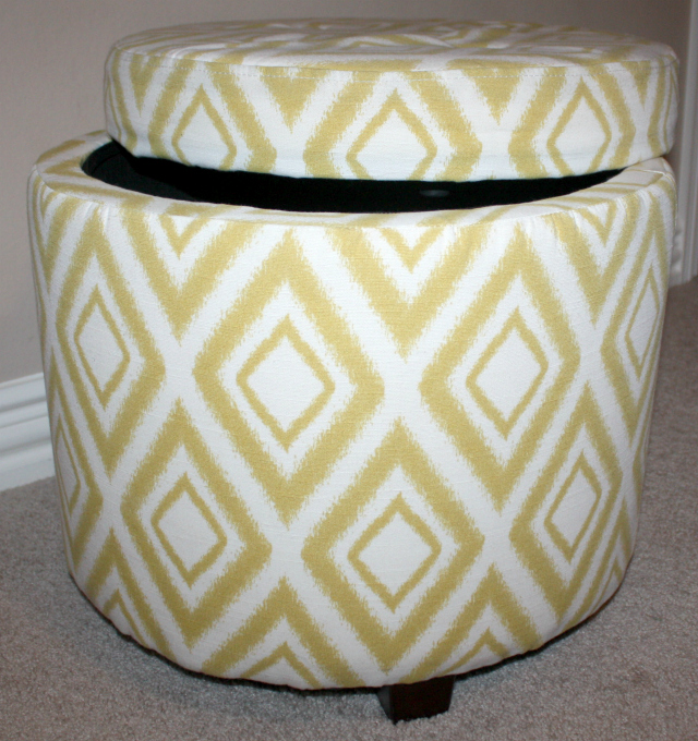 Storage Stools (for Floating Wall Vanity)