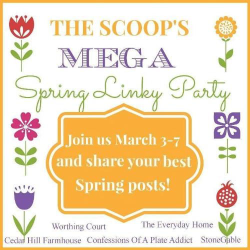scoop link party