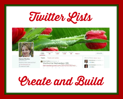 How to Create and Add To Twitter Lists
