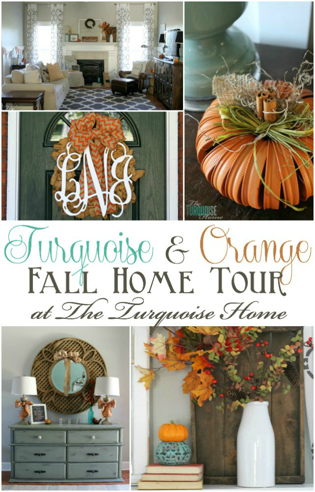 turquoise-orange-fall-home-tour-2