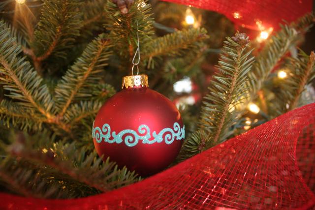 Retro ornament