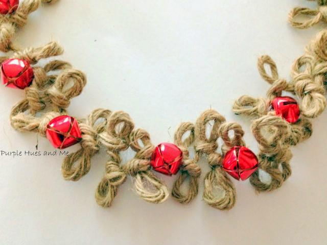 loopy garland