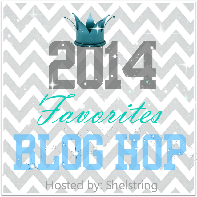 2014 Favorites blog hop