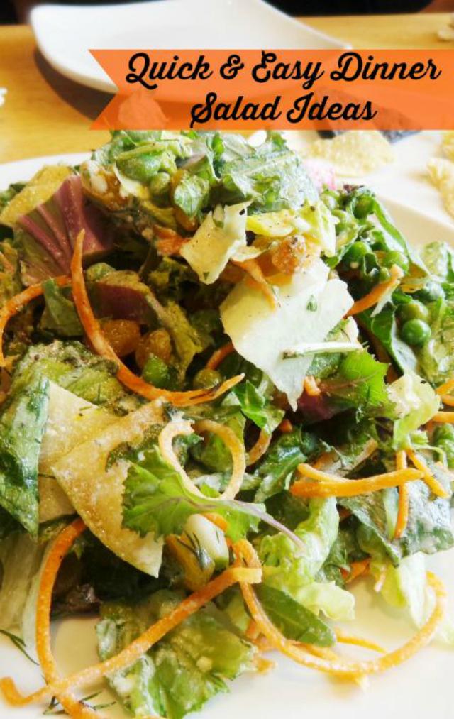 easy salad ideas