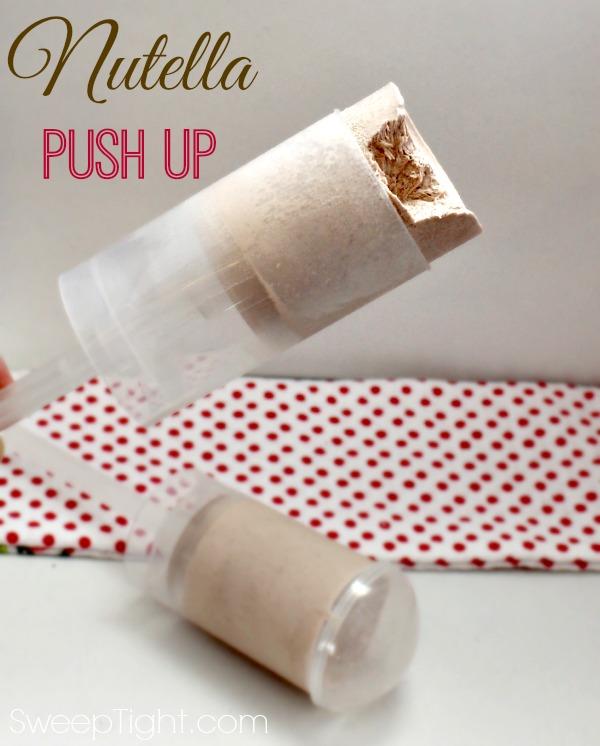 nutella-push-up