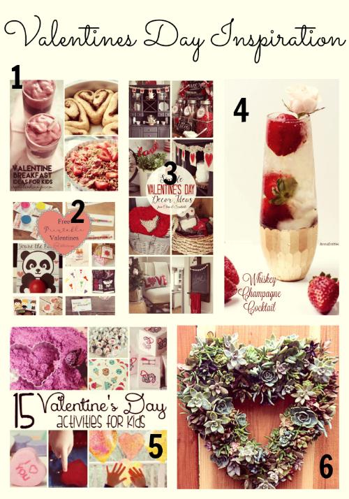 valentines collage 500