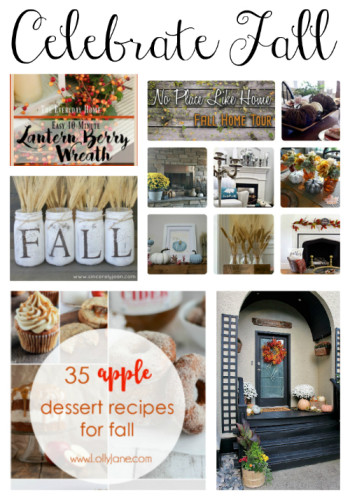 Let's Celebrate Fall at Sunday Features {97}