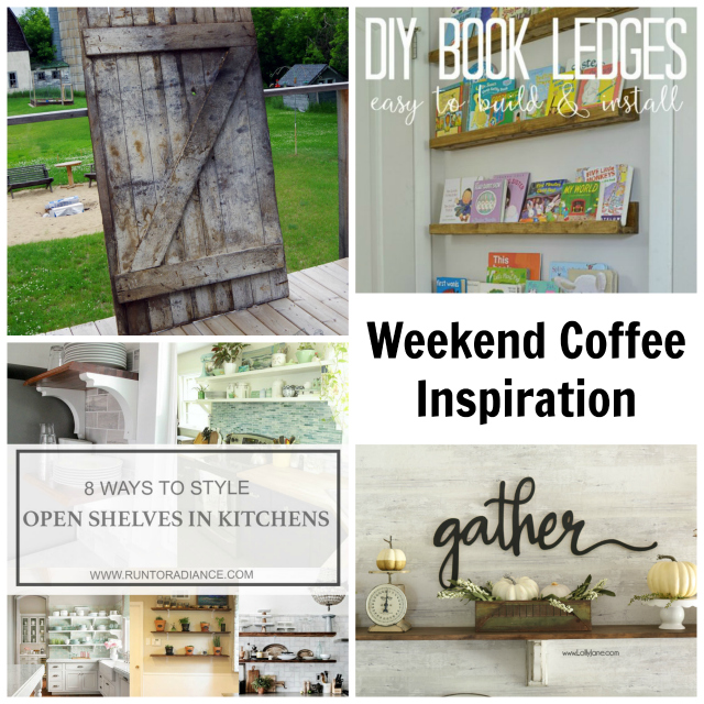 weekend coffee inspiration